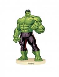 Hulk Avengers™- muovinen patsas 9 cm