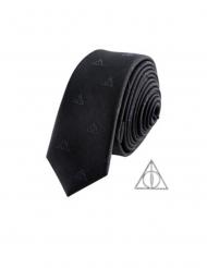Harry Potter™ Kuoleman varjellukset kravatti ja pinssi