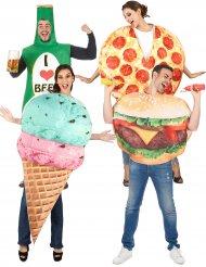 Fast Food- ryhmäasu aikuisille