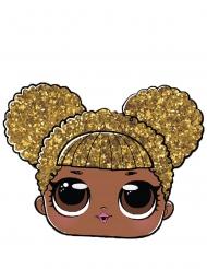 Kartonkinen Queen LOL Suprise™ naamari