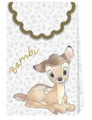 Pahviset Bambi™-lahjapussit 21 x 13 cm 6 kpl