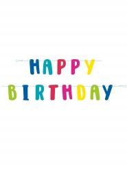 Happy Birthday- laama köynnös 1,8 cm