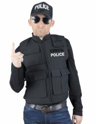 Poliisin luotiliivi aikuiselle (epäaito)