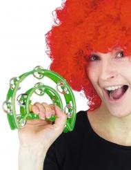 Vihreä tamburiini 40 cm