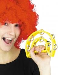 Keltainen tamburiini 40 cm