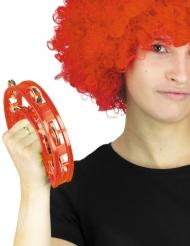 Punainen tamburiini 40 cm