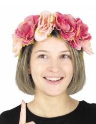 Vintage kukkahiuspanta aikuiselle
