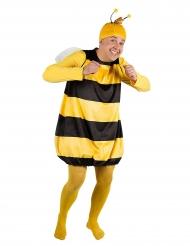 Ville Mehiläisen™ naamiaisasu aikuiselle