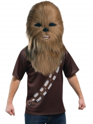 Chewbacca™- maskotin naamari aikuiselle