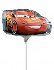 Autot 3™- pieni alumiininen ilmapallo 33 x 30 cm