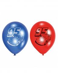 Autot™- lateksiset ilmapallot 23 cm 6 kpl