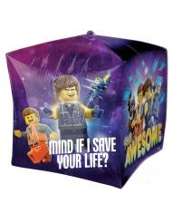 Lego Elokuva 2™- alumiininen ilmapallo 38 x 38 cm