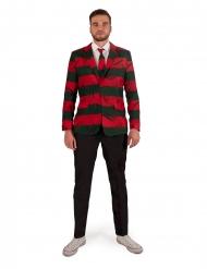 Suitmeister™- Mr. Freddy Krueger™-puku miehelle