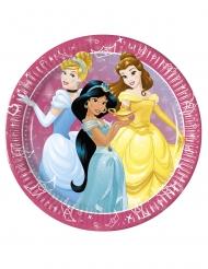 Disney- Prinsessat Unelmien Päivä™- pahvilautaset 8 kpl 23 cm