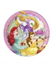 Princesses Disney Dreaming™- pahvilautaset 23 cm 8 kpl