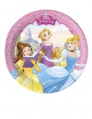 Princesses Disney Dreaming™- pienet pahvilautaset 20 cm 8 kpl