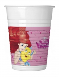 Disney- prinsessat™- muovimukit 200 ml 8 kpl