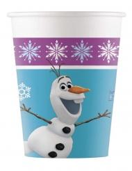 Frozen™- pahvimukit 200 ml 8 kpl
