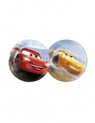 Flash McQueen& Cruz Ramirez Autot™- pienet lautaset 20 cm 8 kpl