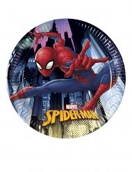 Spiderman™-pienet pahvilautaset 8 kpl 20 cm