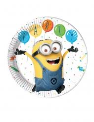 Kätyrit ballons party™- pahvilautaset 23 cm 8 kpl