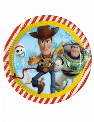 Toy Story 4™- pahvilautaset 23 cm 8 kpl