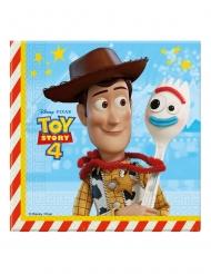 Toy Story 4™- servetit 33 x 33 cm 20 kpl
