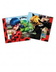 Miraculous Ladybug™- servetit 33 x 33 cm
