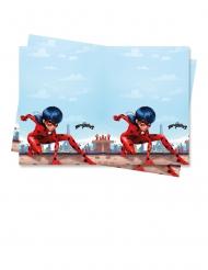 Muovinen Miraculous Ladybug™- pöytäliina 120 x 180 cm