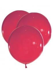 Jättimäiset punaiset ilmapallot 47 cm 5 kpl