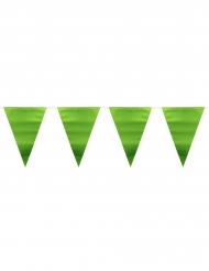 Metallisen vihreä viiriköynnös 6 m