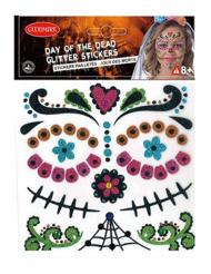Dia de los muertos- paljettitarrat