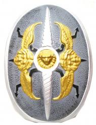 Muovinen enkelikilpi 60 x 40 cm