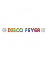 Pahvinen disco fever-banneri 15 x 213 cm