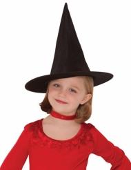 Musta noidan hattu tytölle