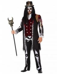 Voodoo -noidan naamiaisasu miehelle