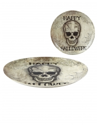 Suuri Happy Halloween- lautanen 34 cm