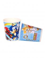 Sonic™- pahvimukit 220 ml 8 kpl