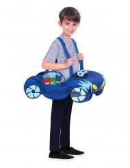 Kolli Pyjamasankarit™-autoasu lapselle