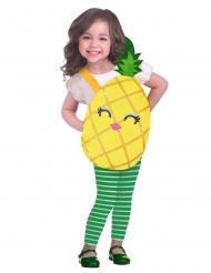 Pieni suloinen ananasasu tytölle
