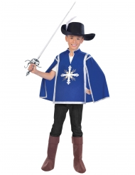 Sinisen muskettisoturin asu pojalle