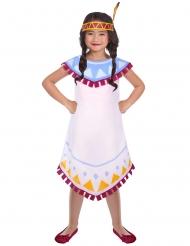 Tiipii- intiaaniasu tytölle