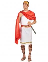 Plus-kokoinen roomalainen asu miehelle