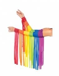 Värikkäät hapsuhihat aikuiselle