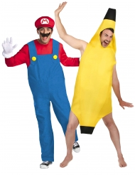 Mario™ ja banaani- pariasu aikuisille