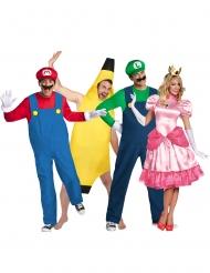 Mario™ ja hänen ystävänsä- ryhmäasu aikuisille