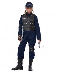 Lapsen SWAT-naamiaisasu