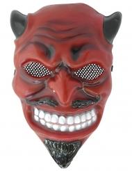 Paholaisen PVC- naamari aikuiselle
