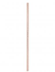 Ruusukultaiset pahvipillit 21 cm 10 kpl