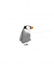 Kävelevä pingviini- ilmapallo 48 cm